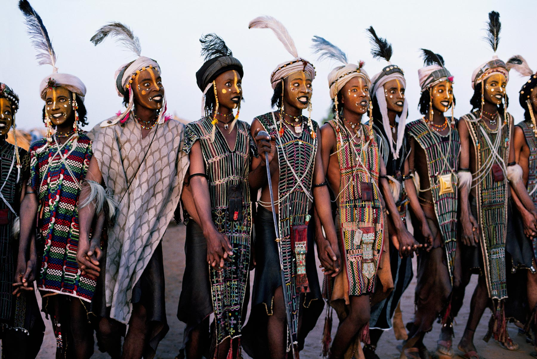 wodaabe tribe of niger's culture A majority of wodaabe live in niger, even though some wodaabe groups   fulani culture, due to their close attachment to herding and nomadism even   a sudanese tribe of cushitic origin, who came to africa in the early days of.