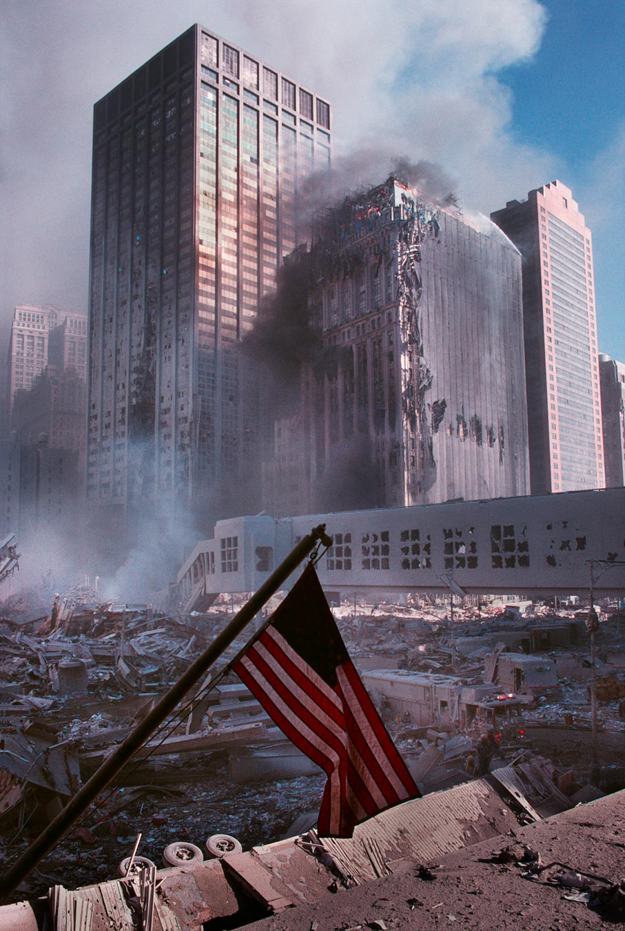 essays on september 11th attacks Appeals to the emotions of post-september 11th america were take immediate action to prevent future attacks com/essays/september-11-2001/16642.