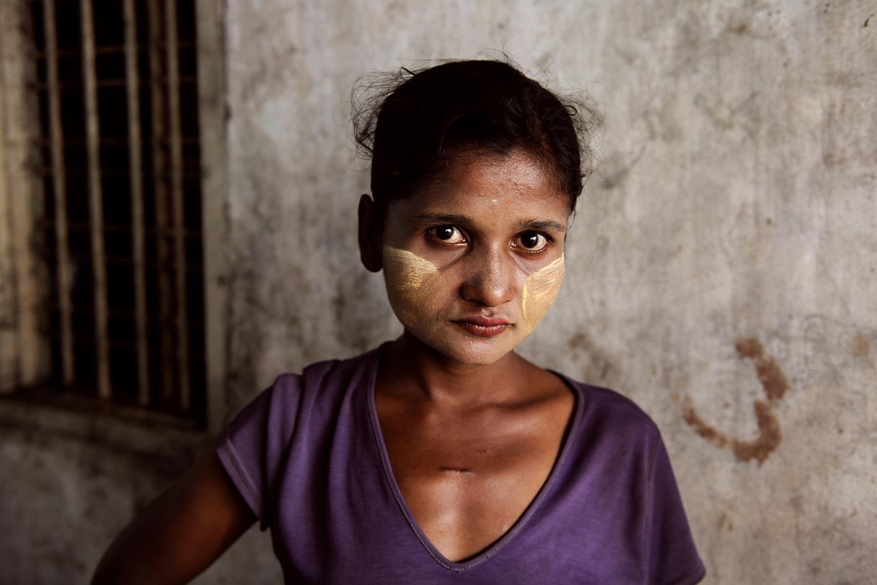 Yangon, Myanmar/Burma: https://stevemccurry.com/galleries/burma